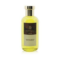 Truefitt & Hill Sandalwood Bath & Shower Gel  200ml/6.7oz