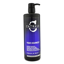 Tigi Catwalk Your Highness Elevating Shampoo - For Fine, Lifeless Hair (New Packaging)  750ml/25.36oz