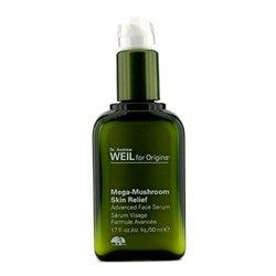 Origins Dr. Andrew Mega-Mushroom Skin Relief Advanced Face Serum  50ml/1.7oz