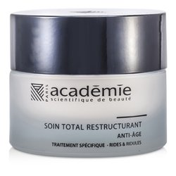 Academie Scientific System Total Restructuring Care Cream (Unboxed)  50ml/1.7oz