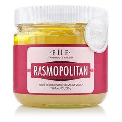 Farmhouse Fresh Rasmopolitan Body Scrub  385g/13.6oz