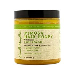 Carol's Daughter Mimosa Hair Honey Shine Pomade (For Dry, Brittle & Textured Hair)  226g/8oz