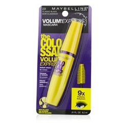 Maybelline Volum' Express The Colossal Washable Mascara - #Classic Black  9.2ml/0.31oz
