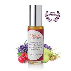 Orico London Superico Vitamin Rich Face Oil  30ml/1.01oz
