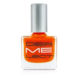 Dermelect ME Nail Lacquers - Head Turner (Brilliant Tangerine Cream)  11ml/0.4oz