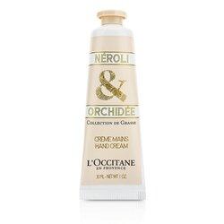 לאוקסיטן Collection De Grasse Neroli & Orchidee Hand Cream - קרם ידיים נרולי וסחלב  30ml/1oz