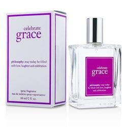 Philosophy Celebrate Grace Eau De Toilette Spray  60ml/2oz