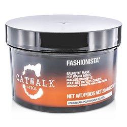 Tigi Catwalk Fashionista Brunette Mascarilla (Para Tonos Cálidos)  580g/20.46oz