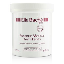 Ella Bache มาสก์ Age Protection Foaming Mask (ผลิตภัณฑ์ร้านเสริมสวย)  150g/5.29oz