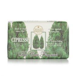 Nesti Dante Dei Colli Fiorentini Triple Milled Vegetal Soap - Cypress Tree - סבו מוצק צמחי ברוש  250g/8.8oz