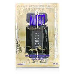 Thierry Mugler (Mugler) Alien Power Of Gold Eau De Parfum Refillable Spray (Limitred Edition)  60ml/2oz