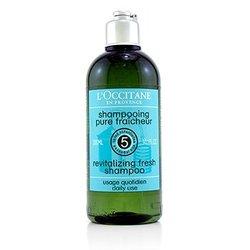 לאוקסיטן Aromachologie Revitalising Fresh Shampoo - שמפו רענן לשימוש יומיומי  300ml/10.1oz
