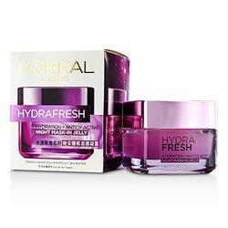 L'Oreal Hydra Fresh Hydration+ Antiox Active Mască Gel  50ml/1.7oz