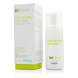 Coola Environmental Repair Plus Clear Recovery Foam Wash  100ml/3.4oz