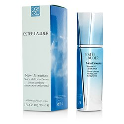 Estee Lauder New Dimension Shape + Fill Expert Serum  30ml/1oz