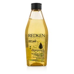 Redken Diamond Oil High Shine Gel Conditioner (For Dull Hair)  250ml/8.5oz