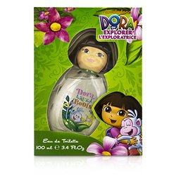 Dora The Explorer Dora & Boots Eau De Toilette Spray  100ml/3.4oz