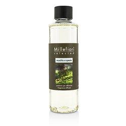 Millefiori Selected Repuesto Difusor Fragancia - Muschio E Spezie  250ml/8.45oz