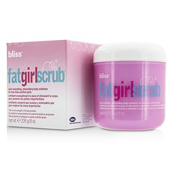 Bliss Fat Girl Scrub (New Packaging)  226g/8oz