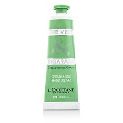 L'Occitane The Vert & Bigarade Hand Cream  30ml/1oz