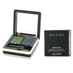 Gucci Magnetic Color Shadow Duo - #080 Malachite  2.6g/0.09oz