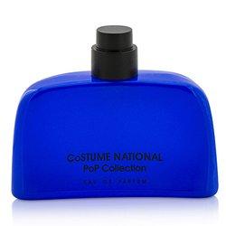 Costume National Pop Collection Eau De Parfum Spray - Blue Bottle (Unboxed)  50ml/1.7oz