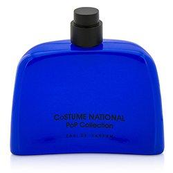 Costume National Pop Collection Eau De Parfum Spray - Blue Bottle (Unboxed)  100ml/3.4oz