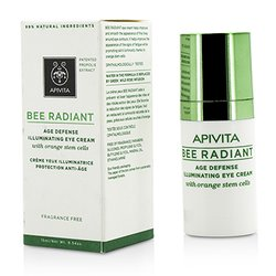 Apivita Bee Radiant Age Defense Illuminating Eye Cream  15ml/0.54oz