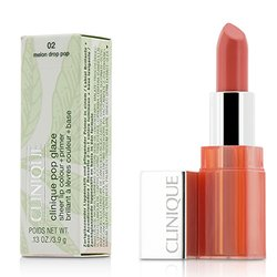 Clinique Pop Glaze Sheer Lip Colour + Primer  - # 02 Melon Drop Pop  3.9g/0.13oz