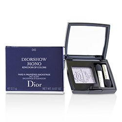 Christian Dior Kingdom of Colors Diorshow Mono Wet & Dry Backstage Eyeshadow (Limited Edition) - # 045 Fairy Grey  2.1g/0.07oz