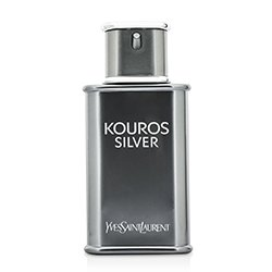 Yves Saint Laurent Kouros Silver Eau De Toilette spray  100ml/3.3oz