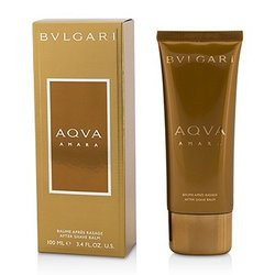 Bvlgari Aqva Amara After Shave Balm  100ml/3.4oz