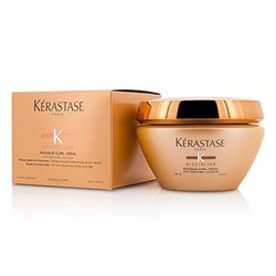 Kerastase Discipline Masque Curl Ideal Shape-in-Motion Masque (For Overly-Voluminous Curly Hair)  200ml/6.8oz