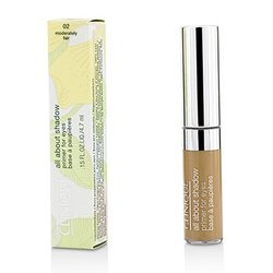Clinique All About Shadow Primer For Eyes - # 02 Moderately Fair  4.7ml/0.15oz