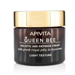 Apivita Queen Bee Holistic Age Defense Cream Light Texture  50ml/1.7oz