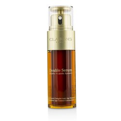 Clarins Double Serum (Hydric + Lipidic System) Complete Age Control Concentrate  50ml/1.6oz