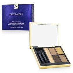 Estee Lauder Pure Color Envy Sculpting Eyeshadow 5 Color Palette - 04 Rebel Metal  7g/0.24oz