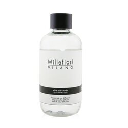 Millefiori Natural Fragrance Diffuser Refill - White Mint & Tonka  250ml/8.45oz