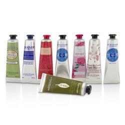 L'Occitane Fantastic 8 Hand Creams Set  8x30ml/1oz