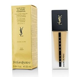 Yves Saint Laurent  All Hours Foundation SPF 20 - # B60 Amber  25ml/0.84oz