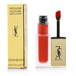 Yves Saint Laurent Tatouage Couture Matte Stain - # 1 Rouge Tatouage  6ml/0.2oz