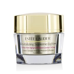 Estee Lauder Revitalizing Supreme Light + Global Anti-Aging Cell Power Creme Oil-Free - For Normal/ Combination Skin  50ml/1.7oz
