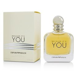 Giorgio Armani Emporio Armani Because It's You Eau De Parfum Spray  100ml/3.4oz