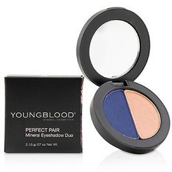 Youngblood Perfect Pair Mineral Eyeshadow Duo - # Graceful  2.16g/0.07oz