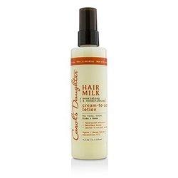 Carol's Daughter Hair Milk Nourishing & Conditioning Cream-To-Serum Lotion (For Curls, Coils, Kinks & Waves)  125ml/4.2oz