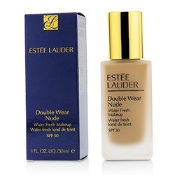 Estee Lauder Double Wear Nude Water Fresh Makeup SPF 30 - # 4C1 Outdoor Beige  30ml/1oz