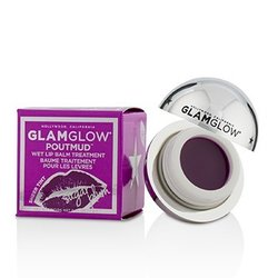 Glamglow PoutMud Sheer Tint Wet Lip Balm Treatment - Sugar Plum  7g/0.24oz