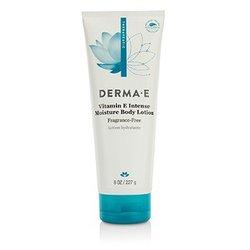 Derma E Therapeutic Vitamin E Intense Moisture Body Lotion - Fragrance-Free  227g/8oz