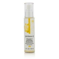 Derma E Vitamin C Renewing Moisturizer  60ml/2oz