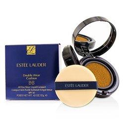 Estee Lauder Double Wear Cushion BB All Day Wear Liquid Compact SPF 50 - # 5W1 Bronze  12g/0.42oz